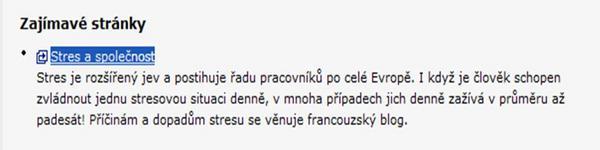 AESST en tchèque