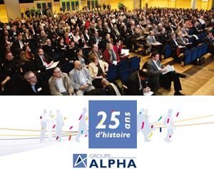 colloque alpha 25ans