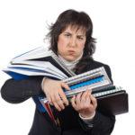 En Grande Bretagne 1 femme sur 4 serait stressée en accommodant vie de famille et travail……