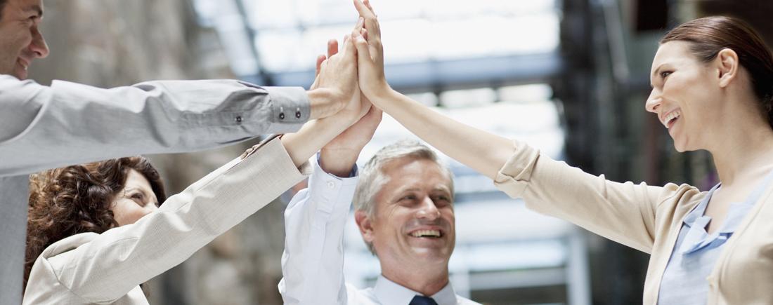Cohésion d'équipe Trois valeurs, quatre atouts, sept raisons d'être optimiste !