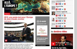 Le bonheur en Europe - Interview docteur Philippe Rodet - France Inter