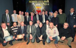 L'Argus - Groupe Faurie - Evènement - Remise de prix 2014
