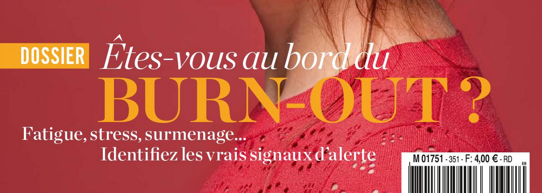 Burn-out : Psychologies Magazine