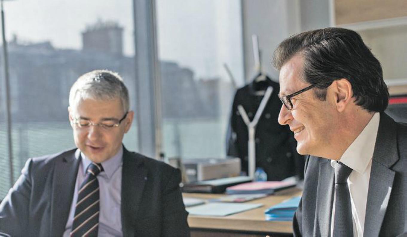 Yves Desjacques, DRH du Groupe Casino et le Dr Philippe Rodet dans le Figaro : Casino encourage un management bienveillant