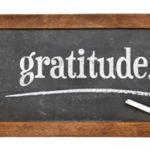 La gratitude protège des méfaits du stress