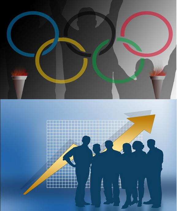 Motivation intrinsèque : l'expérience olympique au travail