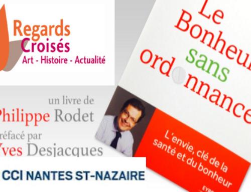 Conférence « Le Bonheur sans ordonnance »
