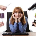 Le stress au travail menace le bien-être des salariés