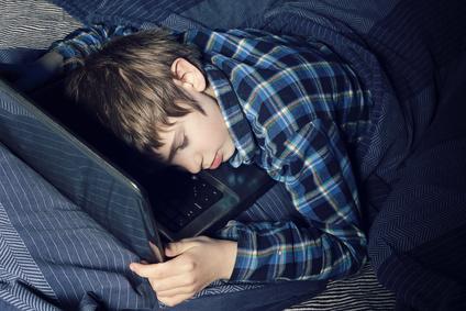 Adolescents, sommeil et stress