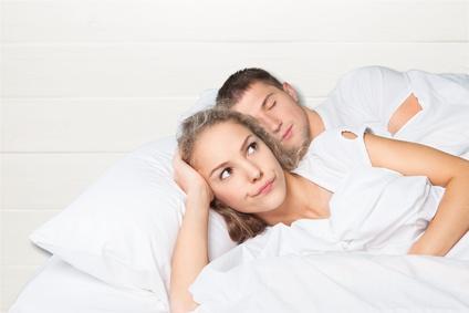 Problèmes de sommeil : les femmes plus exposées