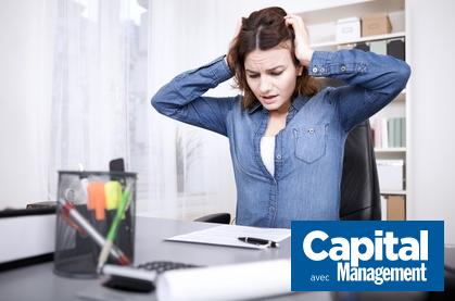 Capital : burn-out, les entreprises agissent stress