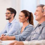 L'intérêt pour le poste : une priorité au travail