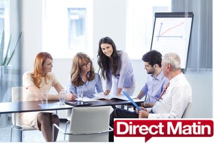 Direct Matin : le sens au travail pour réduire le stress