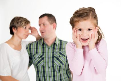 Le stress des parents réduirait leur efficacité