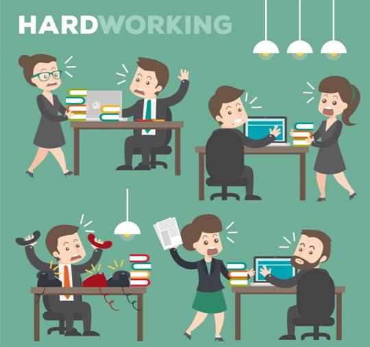 L'impact du stress au travail