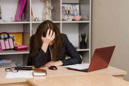 Burnout : le travail ne serait pas le seul responsable