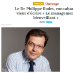 La République du Centre aborde «le management bienveillant»
