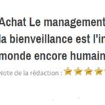 Le management bienveillant conseillé par « LIVRE O »
