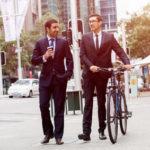 Le vélo : la solution pour démarrer une journée de travail sans stress