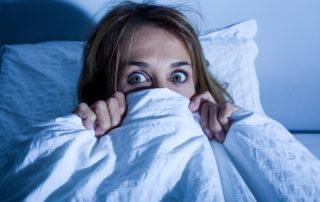 lien entre stress et cauchemars