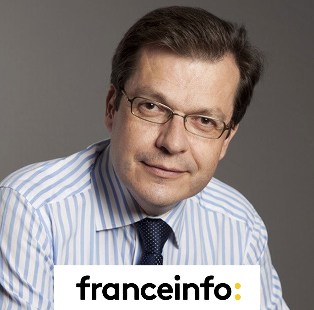 France Info convie Philippe Rodet