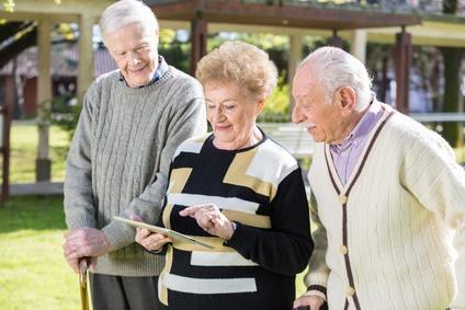 Le mode de vie au coeur de la santé des super seniors