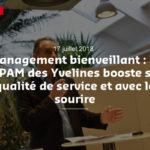 Le management bienveillant mis en avant dans Mieux-Le-Mag