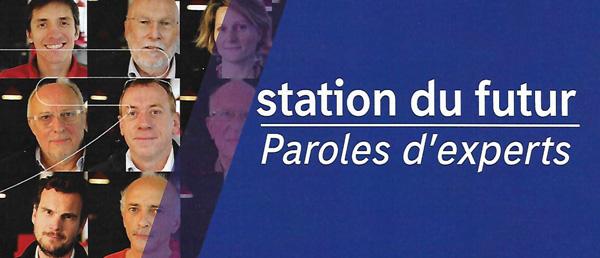 Le Dr Philippe Rodet était invité en Isère pour donner sa vision de la station du futur