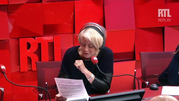 Revue de Presse RTL, Bénédicte Tassart évoque les travaux du Dr Philippe Rodet sur le management bienveillant