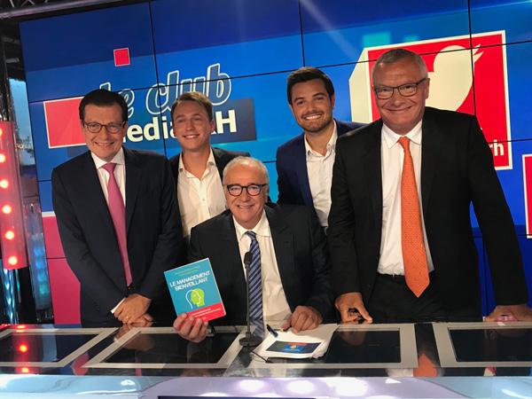 Club Média RH invite le Dr Philippe Rodet pour parler de son livre Le Management Bienveillant