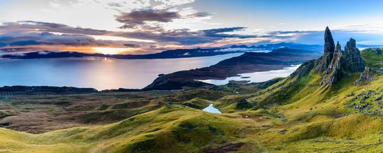 Des médecins écossais peuvent prescrire des bains de nature à leurs patients !