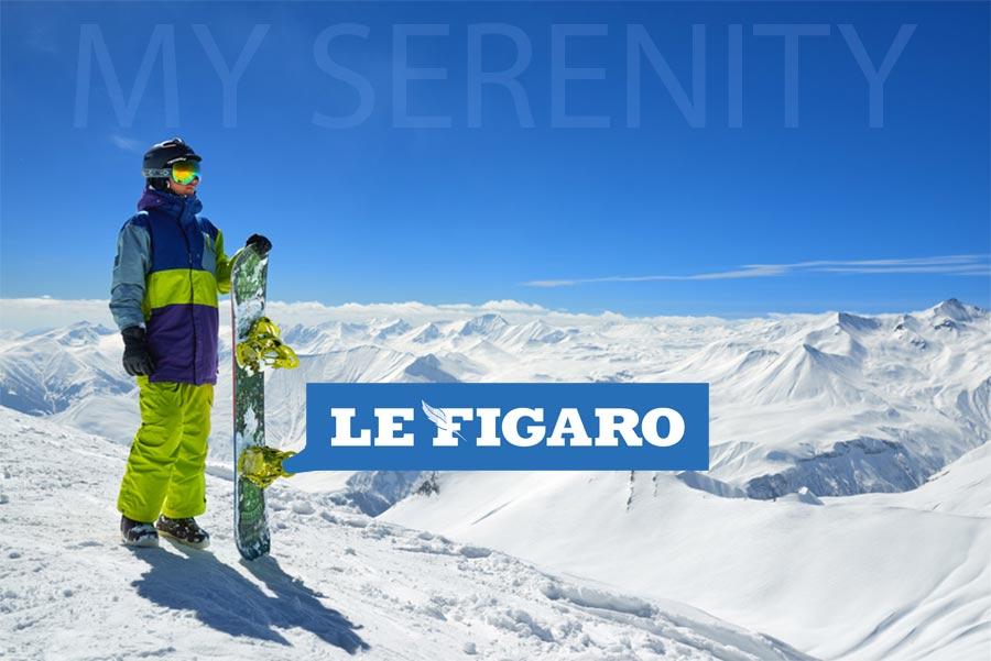 Le Figaro management bienveillant cultivé par Val Thorens