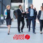 Ouest-France publie un article sur les bienfaits du co-walking