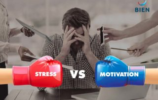 Stress vs Motivation ou comment transformer nos tensions en source d'envie