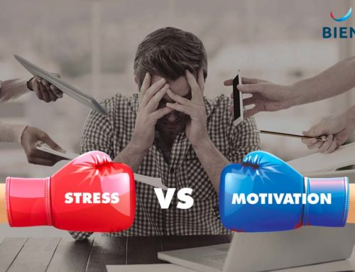 Stress vs Motivation