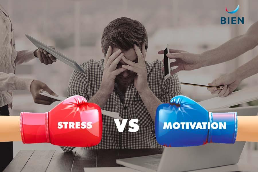 Stress vs Motivation ou comment transformer nos tensions en source d'envie