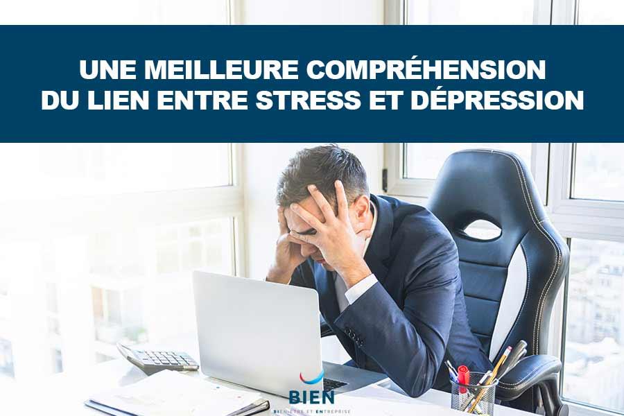 stress et dépression partagent des points communs, découvrez-les !