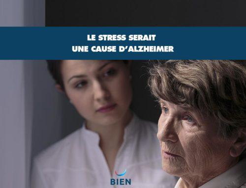 Le stress serait un facteur favorisant de la maladie Alzheimer