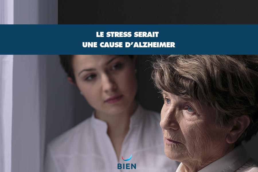 Cause Alzheimer : le stress pourrait déclencher cette pathologie