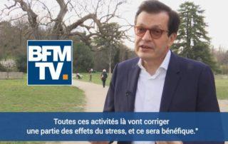 BFM TV interviewe Philippe Rodet