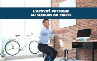 L'activité physique pour vaincre le stress