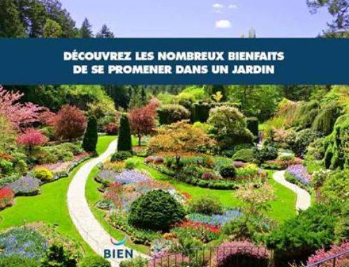 Découvrez les nombreux bienfaits de se promener dans un jardin