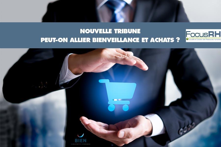 Bienveillance et achats : nouvelle tribune du Dr Philippe Rodet et de Yannick Coudert