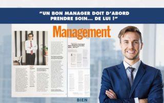 Interview Management Philippe Rodet sur la bienveillance au travail