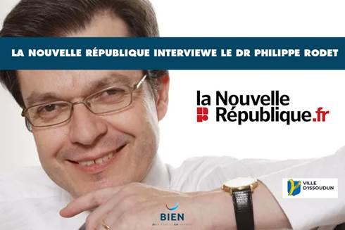 Conférence du docteur Philippe Rodet à Issoudun sur la gestion du stress
