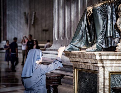Burn-out chez les religieuses, le Vatican alerte…