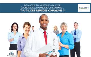 Crise en médecine et crise sanitaire