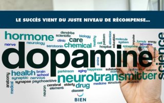 Dopamine, succès et mémorisation
