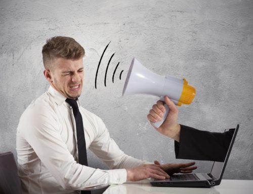 Attention au bruit au travail !